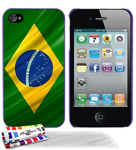 carcasa-rigida-ultra-slim-apple-iphone-4-de-exclusivo-motivo-de-brasil-bandera-violeta-de-muzzano-3-