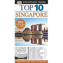 DK Eyewitness Top 10 Travel Guide: Singapore