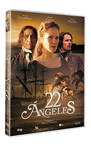22 ángeles [DVD] 51Dt14InArL