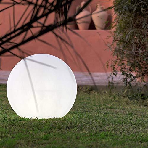 Buly-Lámpara de exterior color blanco ø60cm--Lámpara de exterior NEW Garden designé par
