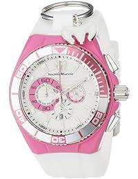 TechnoMarine Reloj de cuarzo Woman Cruise Sport Locker 45 mm