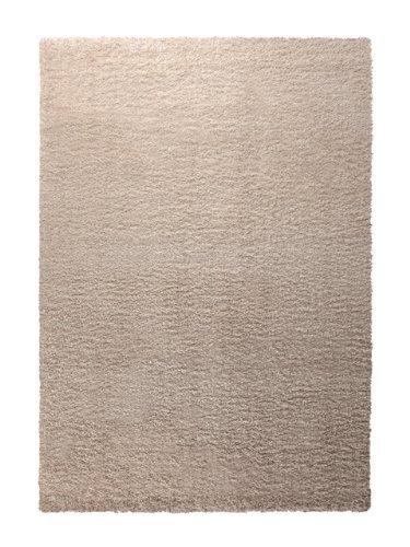 Preisvergleich Produktbild ESPRIT Cosy Glamour Moderner Markenteppich, Polypropylen / Polyester, Weiß, 110 x 60 x 4 cm