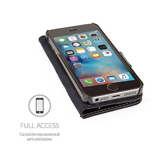 Coque iPhone 5/5s, Snugg