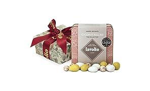 Lavolio Coconut Follies Confectionery - Geschenkedose mit Geschenkpapier präsentiert - 175g
