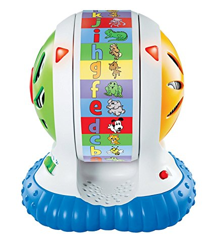LeapFrog – Balle Tourne & Chante l'Alphabet Zoo – Version Anglaise (Import Royaume Uni)