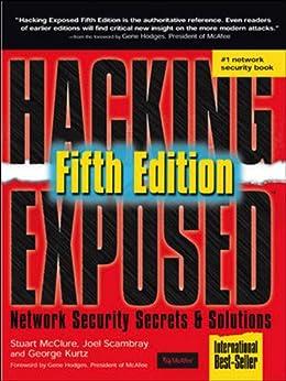 Hacking Exposed 5th Edition par [Scambray, Joel, McClure, Stuart, George Kurtz]