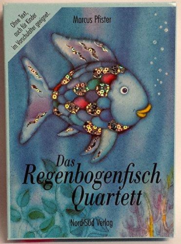 Quartett- Spiel Regenbogenfisch.