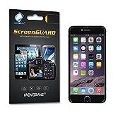 3 x Membrane Pellicola Protettiva Apple iPhone 6 / 6S 2015 (4.7) - Trasparente, Confezione ed accessori