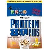 Weider Protein 80+, Erdnussbutter-Cookie, 1er Pack (1 x 500 g) medium image