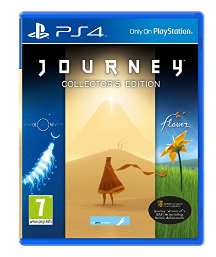 Journey – Collector's Edition (PS4)