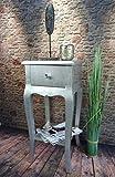 Livitat® Konsolentisch Telefontisch Nachttisch Blumentisch Pomp barock antik pompös Landhaus LV2016