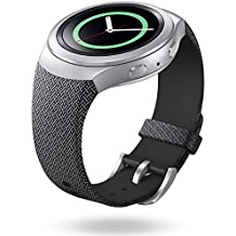 Gear S2 Correa, Venter® Samsung Smartwatch Reemplazo Correa for Samsung Gear S2 (Not Fit Gear S2 Classic SM-R732 and Gear S2 3G SM-R730 version)