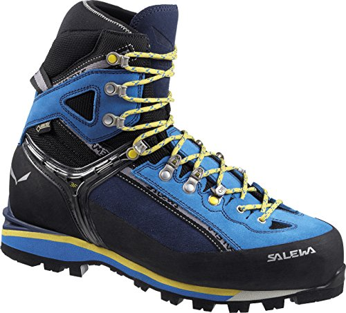 Salewa Ms Condor Evo Gtx (M), Bottines de randonnée homme Bleu - Blau (3511 Winter Night/Davos)