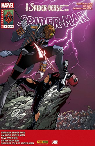 Spider-Man 2014 04 Edge of Spider-Man : Prelude (1/2)