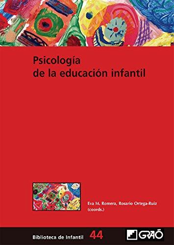 Psicología de la educación infantil (Biblioteca Infantil (español) nº 44)