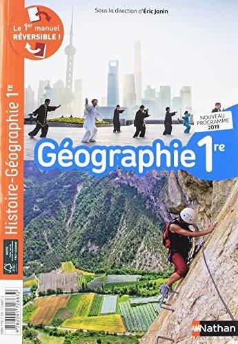 Histoire-Géographie 1re - collection Le Quintrec/Janin - manuel élève (nouveau programme 2019)