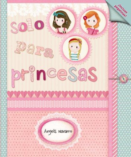 Solo para princesas (Ocio Y Conocimientos - Juegos Y Pasatiempos)