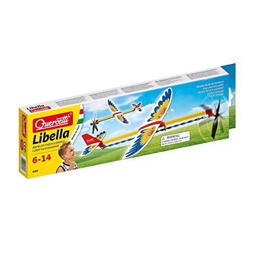 Quercetti 3565 libella,aereo giocattolo volante
