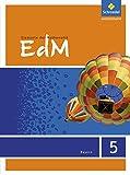 Elemente der Mathematik SI: Elemente der Mathematik - Ausgabe 2017 für Bayern: Schülerband 5
