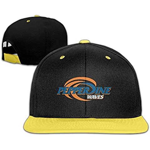 Unisex-child Baseball Hat Pepperdine University 1 Adjustable Cool Snapback