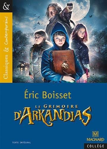 Le Grimoire d'Arkandias par Eric Boisset