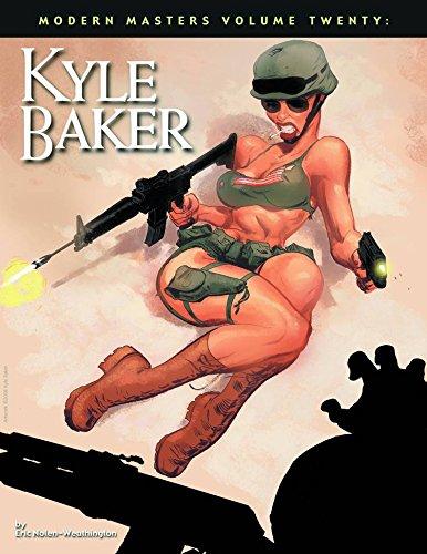 Modern Masters Volume 20: Kyle Baker: Kyle Baker v. 20 por Eric Nolen-Weathington