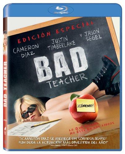 Preisvergleich Produktbild Bad Teacher (Blu-Ray) (Import) (Keine Deutsche Sprache) (2011) C. Díaz / J. Timberlake; Jake Kasdan