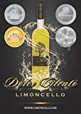 Dolce Cilento Limoncello Italian Liquor 70cl (Triple Medal Winner of Silver Medals & The Best Limoncello of the Year)