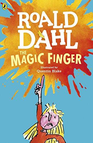 The Magic Finger (English Edition) eBook: Dahl, Roald, Blake ...