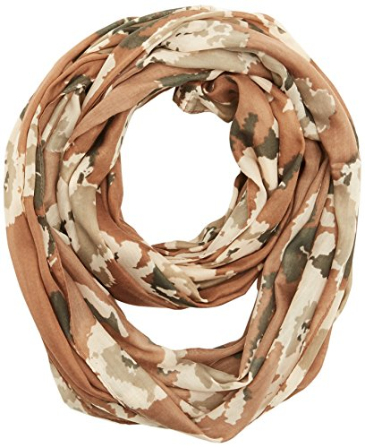 PIECES Damen Schal Pcnebbe Tube Scarf PB, Mehrfarbig (Ginger Snap), One Size