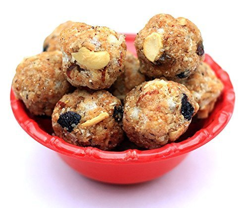 Dink Laddu100 gm (Packet containe 5 laddu) by Laduraja