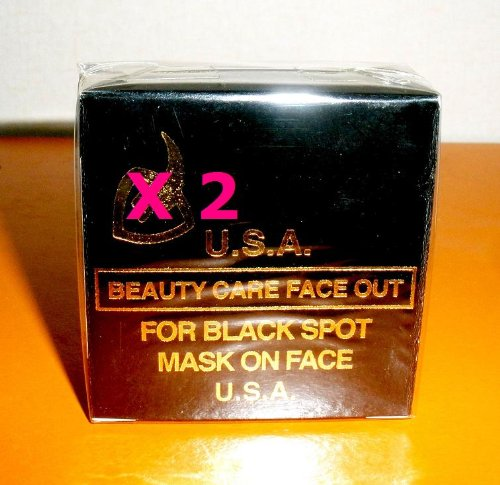 Whitening Face Soap Beauty Care Face Out, For Black spot Mask by K.Brothers