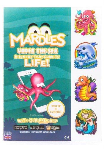 Mardles - adesivi che risvegliano la vita