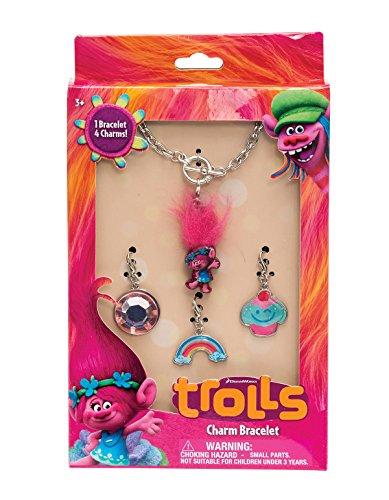 dreamworks-trolls-schmuck-armband-mit-charms-goldfarben-mit-4-anhngern-3-kunststoffperlen