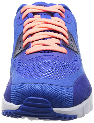 Nike Air Max 90 BR, Scarpe sportive, Uomo Hypr Cblt/Hypr Cblt Dp Ryl Bl