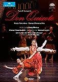 Ludwig Minkus : Don Quichotte, ballet. Yakovleva, Cherevychko, Papava, Hashimoto, Rhodes, Nureyev. [Import italien]