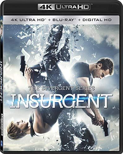 The Divergent Series: Insurgent [4K UHD + Blu-ray]