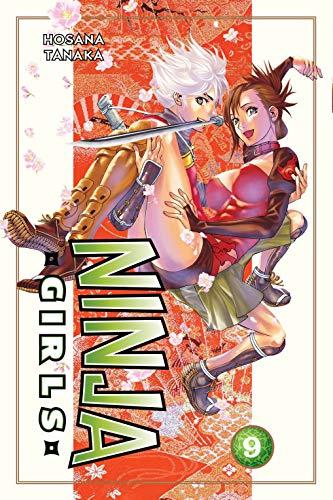 Ninja Girls Vol. 9 (English Edition) eBook: Hosana Tanaka ...