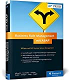 Business Rule Management mit ABAP: Geschäftsregeln mit BRFplus und SAP DSM (SAP PRESS)