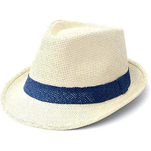 Sombreros de Inglaterra/Sombreros moda/Sombreros al aire libre viajes/Sombreros de paja primavera