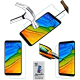 ACM Tempered Glass Screenguard For Mi Redmi Note 5 Mobile Screen Guard