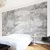 Vliestapete Premium–Beton Tapete–industry-look Beton Optik Wand–Wandbild breit Dimension HxB: 320cm x 480cm