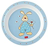 Sigikid–Semmel Bunny Melamin Teller (21,5x 21,5x 2,5cm)