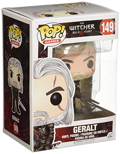 Funko – 149 – Pop – The Witcher – Geralt