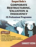 Corporate Restructuring Valuation & Insolvency (CS Professional Progra