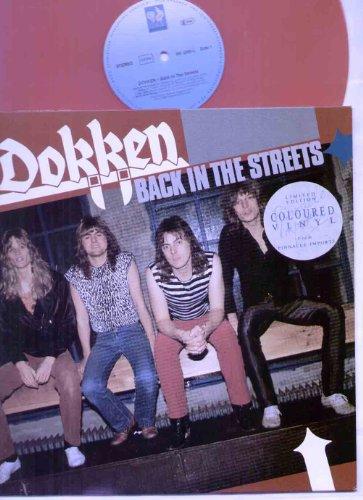 DOKKEN - BACK IN THE STREETS - 12
