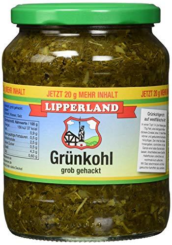 Lipperland Grünkohl, 1er Pack (1 x 420 g)