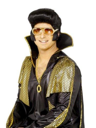 Original Elvis Presley Sonnenbrille mit Kotletten - Top Qualität - Top Preis - Schneller Versand