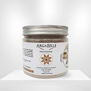 Argabelle Moroccan (Rhassoul) Ghassoul Lava Clay Powder, 200g