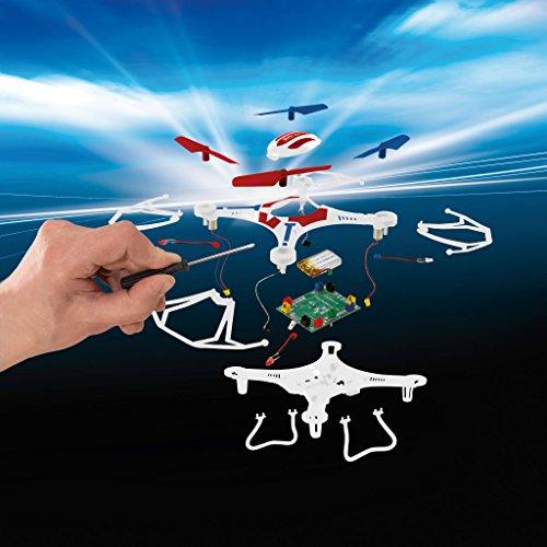 revell control 01011 adventskalender quadcopter wei. Black Bedroom Furniture Sets. Home Design Ideas